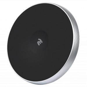 Зарядное устройство 2E Wireless Charging Pad, 10W, black (2E-WCQ01-02)