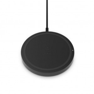 Зарядное устройство Belkin Qi Wireless Charging Pad, 5W, Black (F7U068BTBLK)
