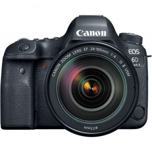 Цифровой фотоаппарат Canon EOS 6D MKII 24-105 IS STM kit (1897C030)