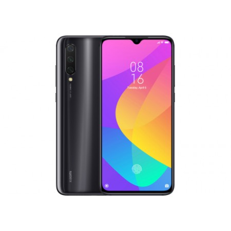 "Xiaomi Mi9 6/128Gb 6.39""Piano Black Сканер пальца в экране, NFC, Amoled ЕВРОПА"