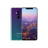 Umidigi Z2 twilight black (фиолетовый)