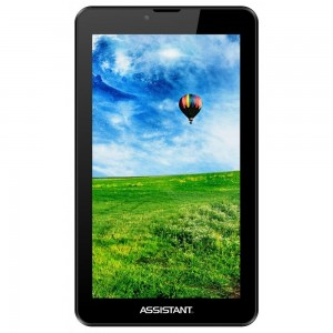 "Планшет Assistant AP-727G Black 7"" 3G 8GB IPS RAM 1Gb, ROM 8Gb, Quad Core"