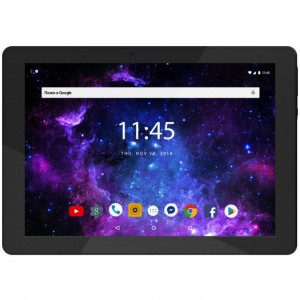 "Планшет Assistant AP-108 Black 10.1""(1920*1200) 4G IPS RAM 2Gb, ROM 32Gb, Octa Core 6000mAh"