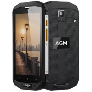 AGM A8 black 4/64Gb